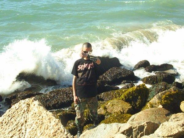 Fotolog de --SargathanaS--: Metal,Mar,Descanso,Relajo Mental